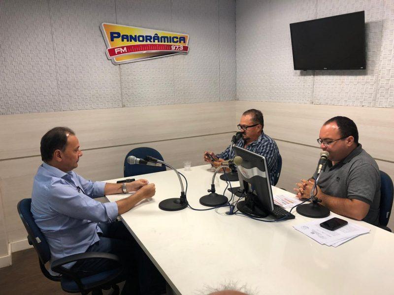 Ludgério revela apoio do PR para disputar prefeitura de Campina Grande pelo PSD