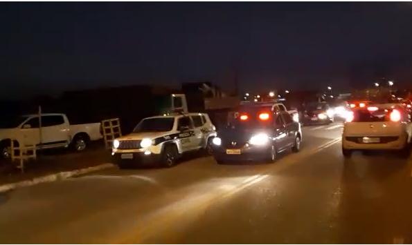 Operações prendem 8 acusados de homicídios e tráfico em Belém e Campina Grande