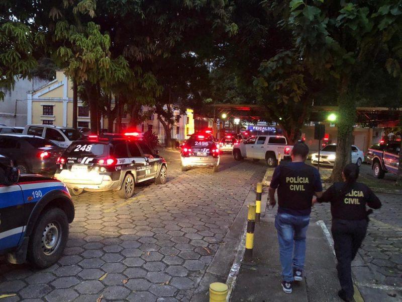 Polícia Civil prende 27 na Paraíba durante segunda fase da Operação Cronos