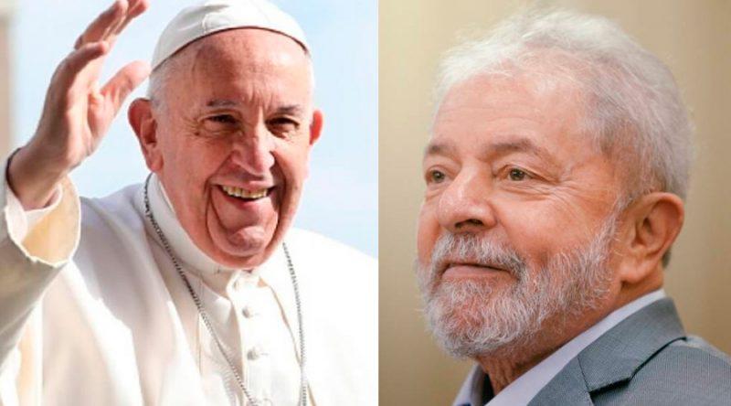 """Papa Francisco envia carta a Lula: """"No final, o bem vencerá o mal, a verdade vencerá a mentira"""""""