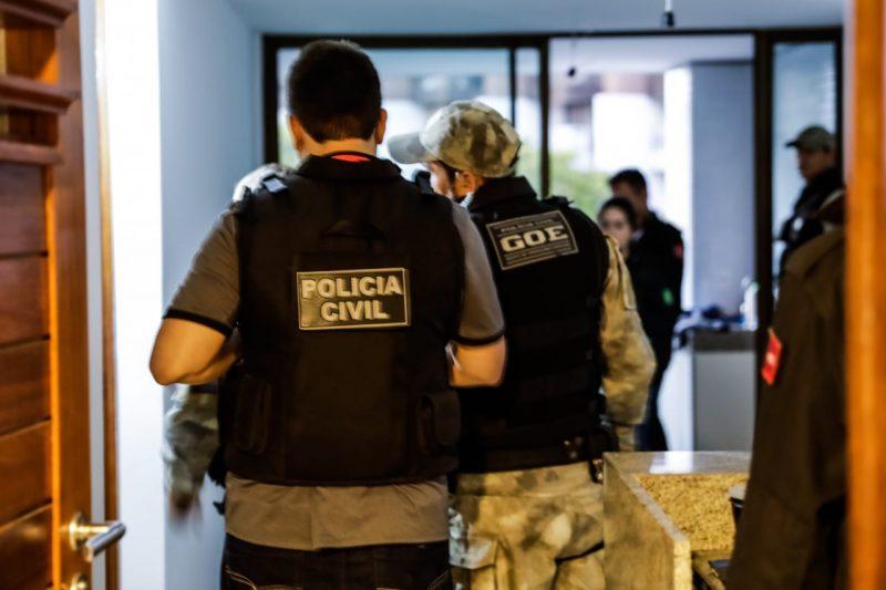 """Operação """"Detox"""" prende 11 pessoas por estupro, assalto, violência doméstica e tentativa de homicídio"""