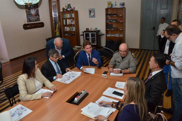 PM vai reforçar segurança nas comarcas que fazem divisa com outros estados