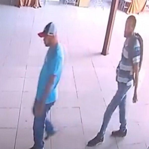 Polícia procura dupla que assaltou casa de recepções na Capital