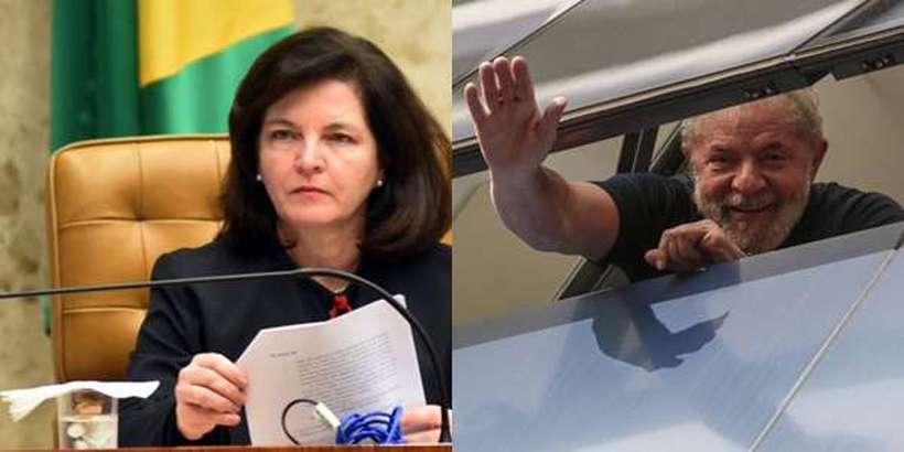 Apesar de vazamentos, Raquel Dodge defende que Lula permaneça na cadeia