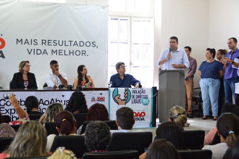 Prefeitura de João Pessoa lança campanha contra exploração infantil