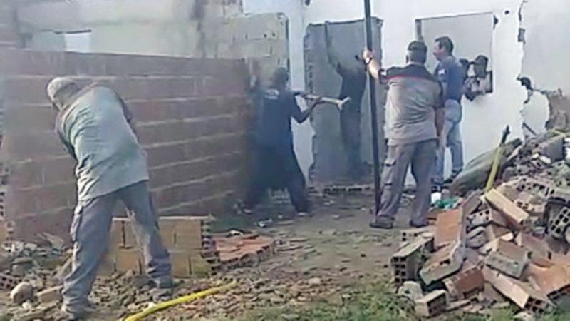 MPF, DPU e DPE inspecionam áreas demolidas no Porto do Capim