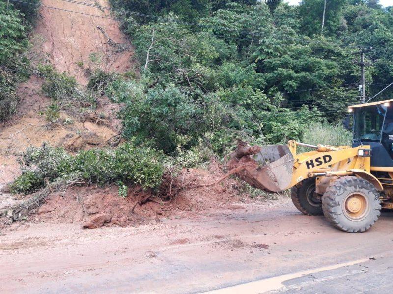PMJP segue com ações de manutenção e limpeza e não há mais famílias desalojadas