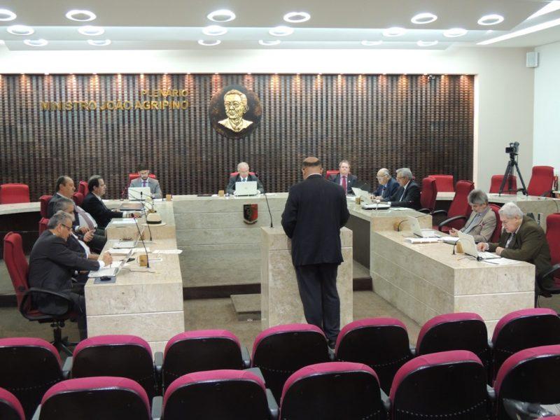 Contas de Riacho dos Cavalos, Itaporanga e Cubati são rejeitadas pelo TCE