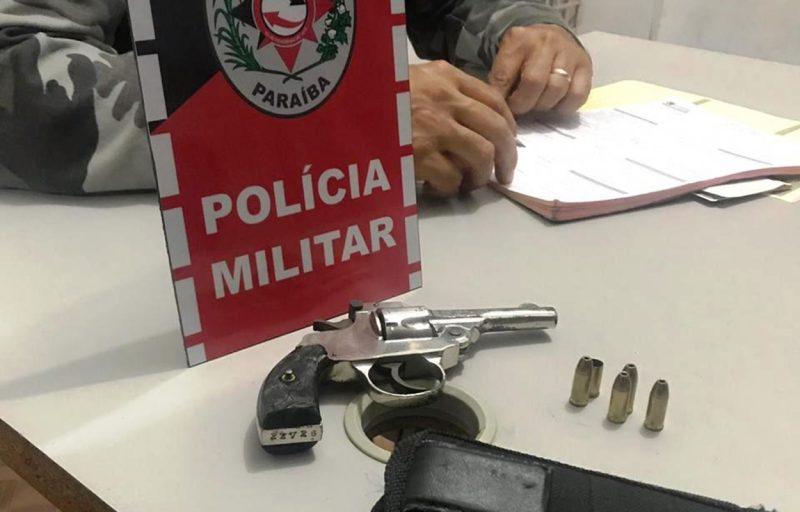 Operação Festas Juninas: Polícia prende quatro e apreende armas de fogo