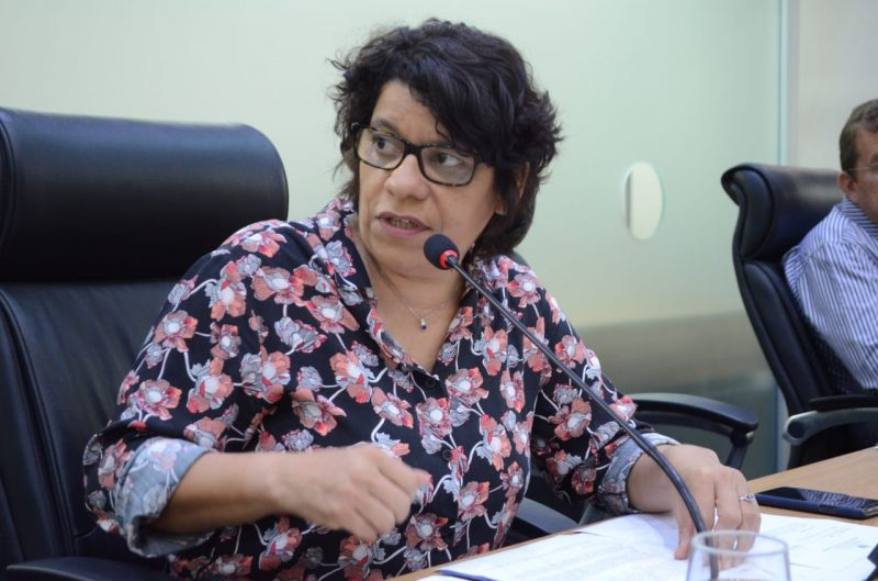 Estela assume presidência do PSB e convoca reunião para reestruturar o partido em João Pessoa
