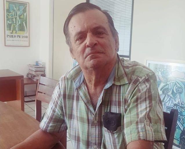 Encontrado corpo de Odilon Ribeiro Coutinho Filho, desaparecido desde quinta-feira