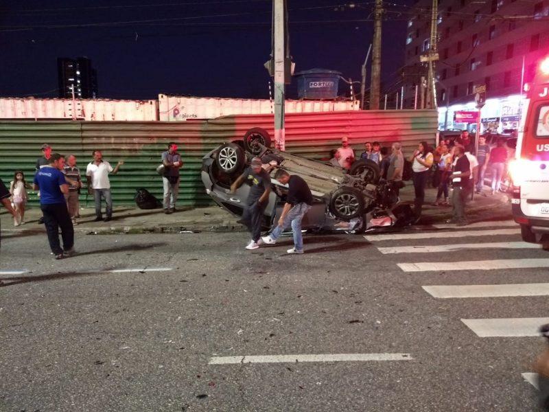 Polícia Civil investiga acidente na Epitácio Pessoa e pede ajuda da população para identificar motorista