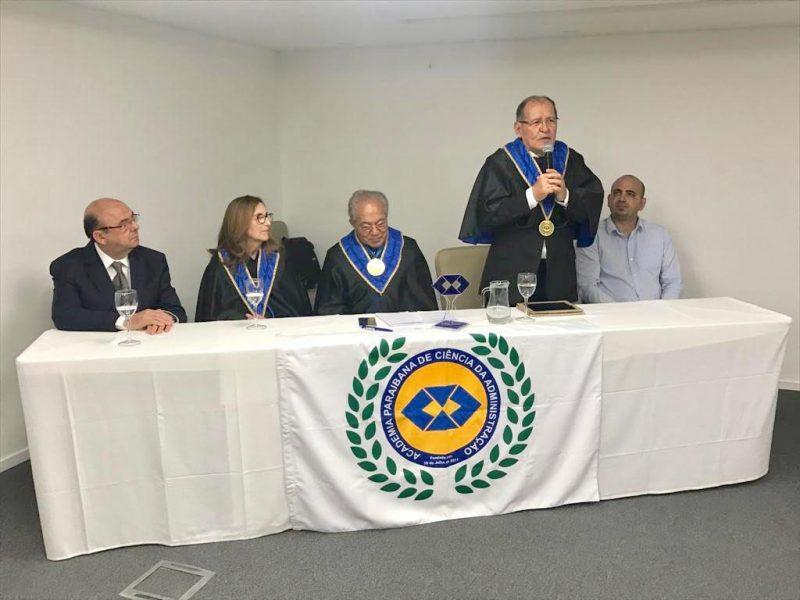 Academia de Ciência da Administração aniversaria e anuncia Editora e Cineclube