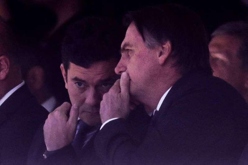 PT processa Sergio Moro e Bolsonaro pelo caso do PCC