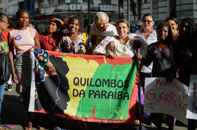 Cida Ramos destina ações para comunidades quilombolas na Paraíba