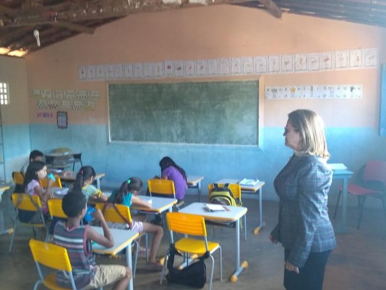 MPPB e Bombeiros constatam riscos e interditam escola municipal em Araruna