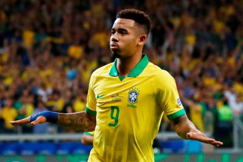 Brasil vence a Argentina e garante vaga na final da Copa América