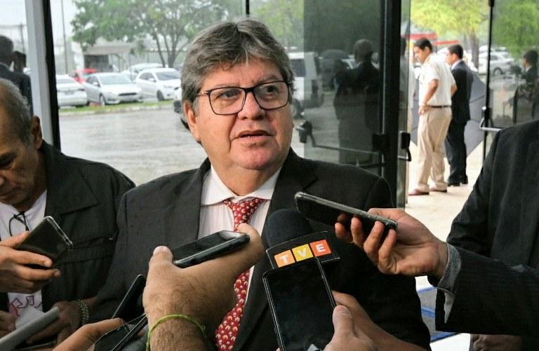 João Azevêdo anuncia Delegacia de Roubos e Furtos de Patos e a de Combate à Corrupção
