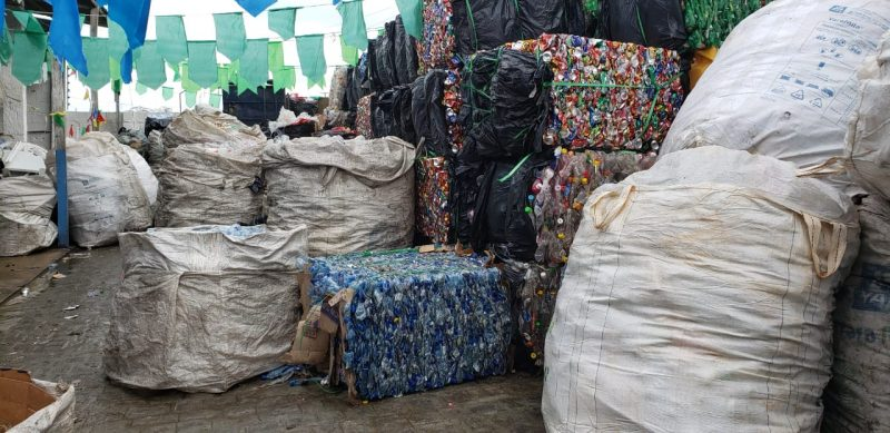 Maior São João do Mundo tem recorde de recolhimento de material reciclável