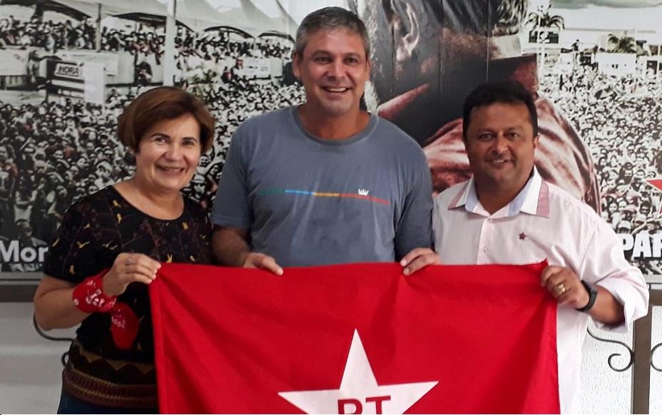 PT registra chapas unificadas para disputa de eleições internas na Paraíba