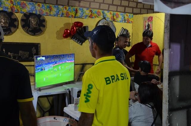 Vitória do Brasil movimenta noite de terça-feira no Parque do Povo