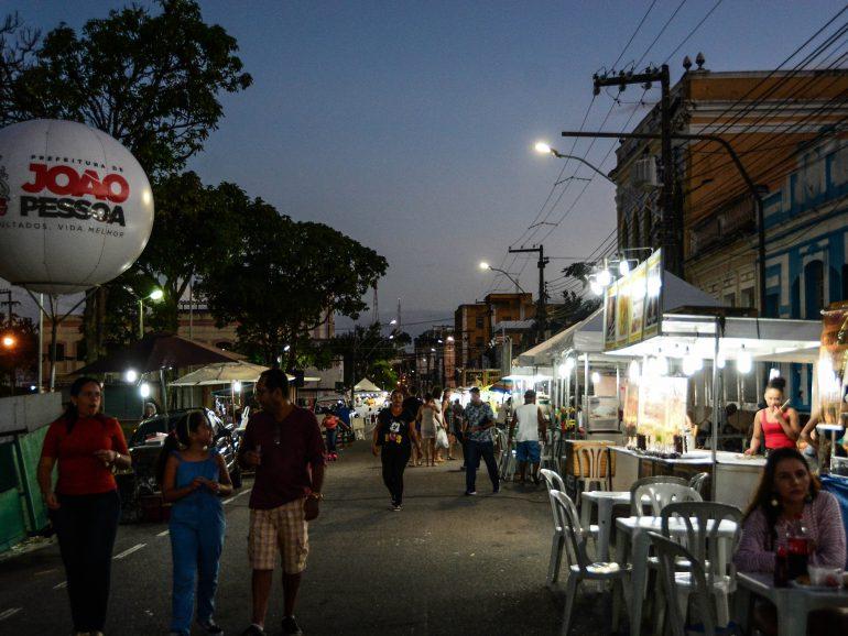 Festa das Neves e AnimaCentro agitam Centro da Capital com atrações