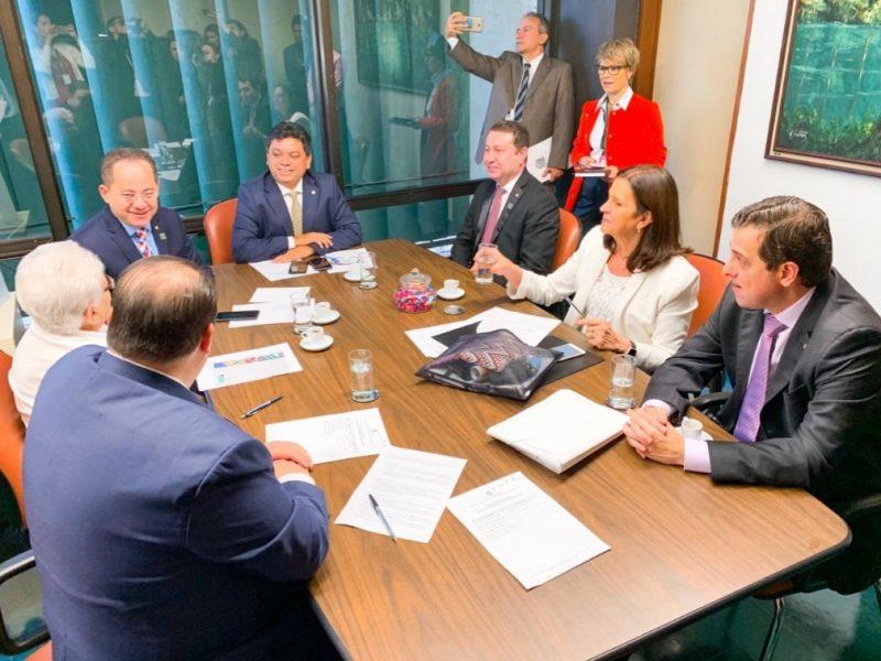 Gervásio integra subcomissão para acompanhar uso da Base de Alcântara