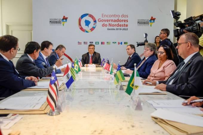 Em carta, governadores do Nordeste cobram Bolsonaro após fala sobre região