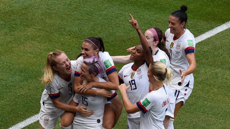 Com vitória sobre Holanda, Estados Unidos conquistam 4ª Copa do Mundo Feminina