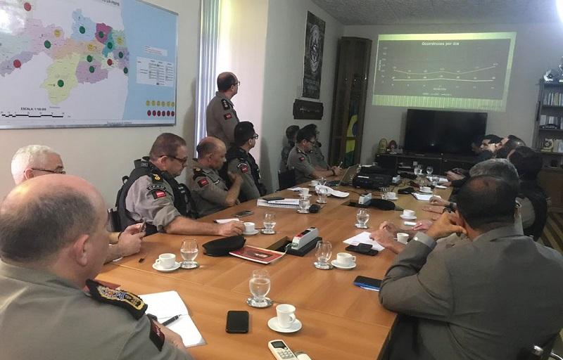 PM reforça operações nos próximos 15 dias na PB; Santa Rita terá atenção especial