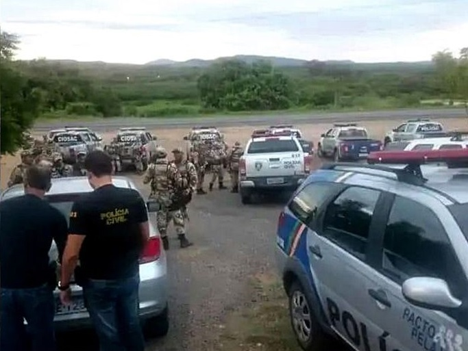 Conselho de Direitos Humanos diz que carreata de cadáveres 'rebaixa' polícia