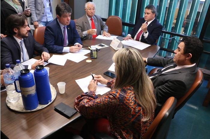 Ruy destaca união da bancada na defesa de projetos da Paraíba no Orçamento da União