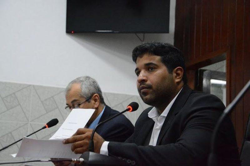 Saulo Gustavo tem negado pedido para voltar à presidência da Câmara de Santa Rita