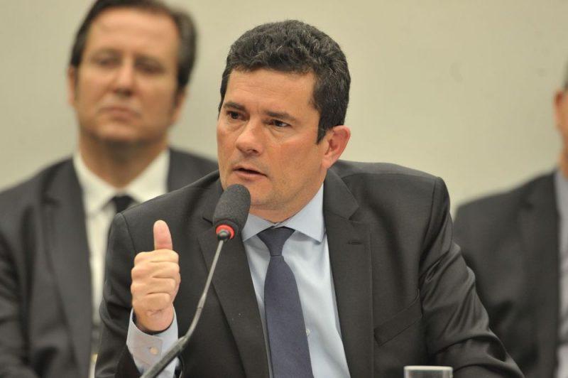 """Licença de Sergio Moro é explicada por ministério como """"férias"""""""
