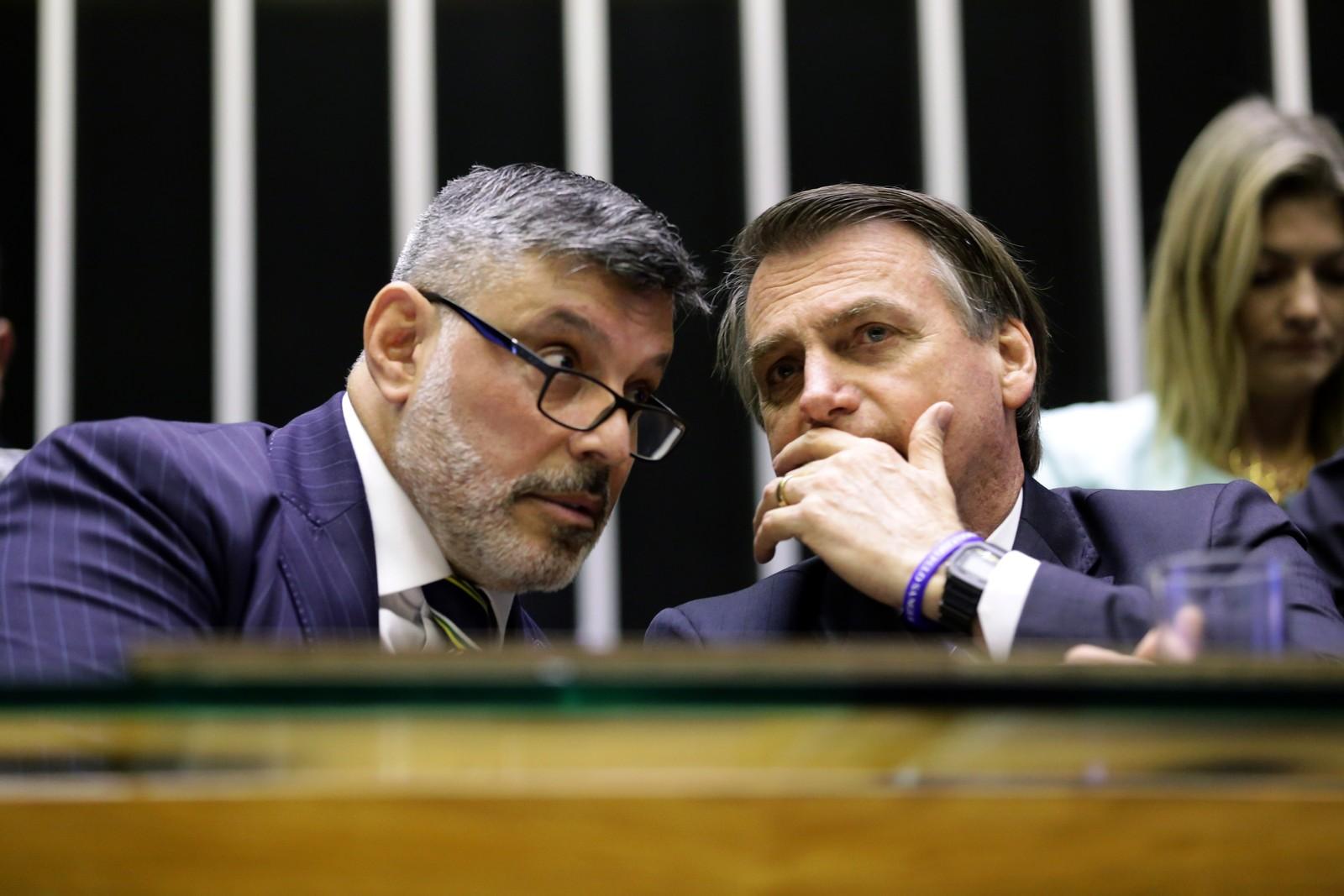 'Sei nem quem é esse', diz Bolsonaro sobre Alexandre Frota