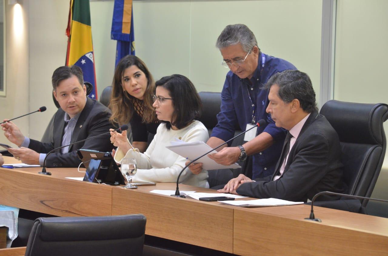 CCJ aprova projeto do governo da PB e autoriza empréstimo de 38,4 milhões de dólares do BID