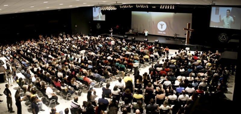 Centro de Convenções Cidade Viva sedia conferência internacional do CTPI