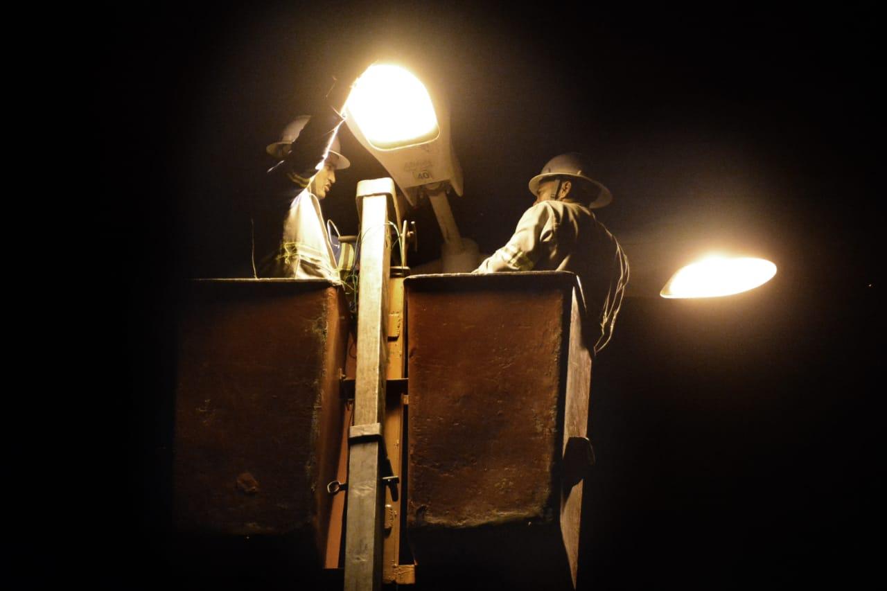 Cartaxo anuncia expansão do Ação Asfalto e LED nas Ruas com nova etapa de R$ 4 mi