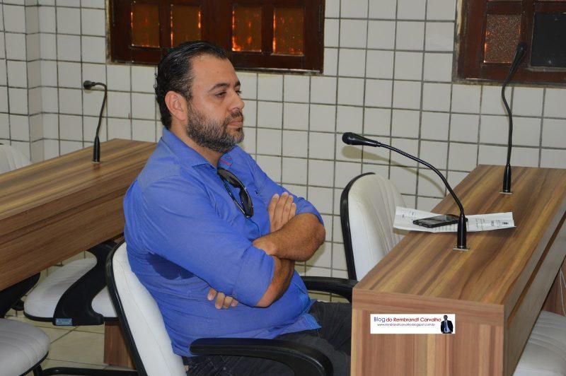 Promotoria ajuíza ação de improbidade contra ex-presidente da Câmara de Cabedelo