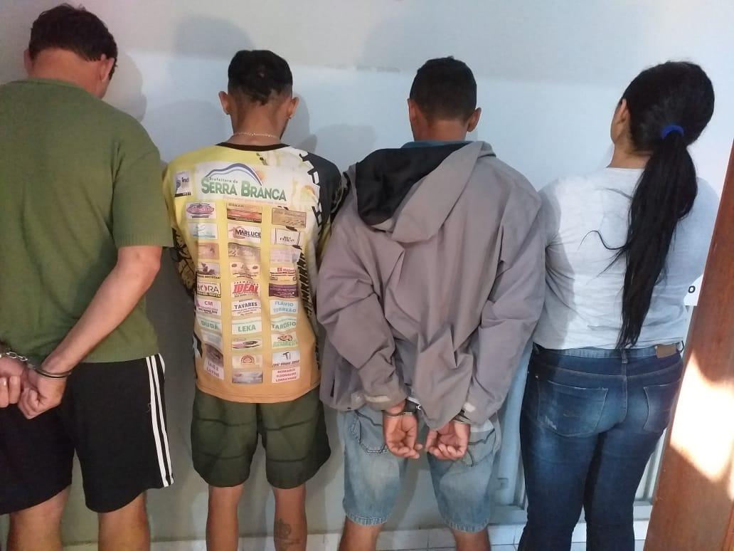 Operação policial desarticula quadrilha que planejava matar delegado e oficiais da PM na Paraíba