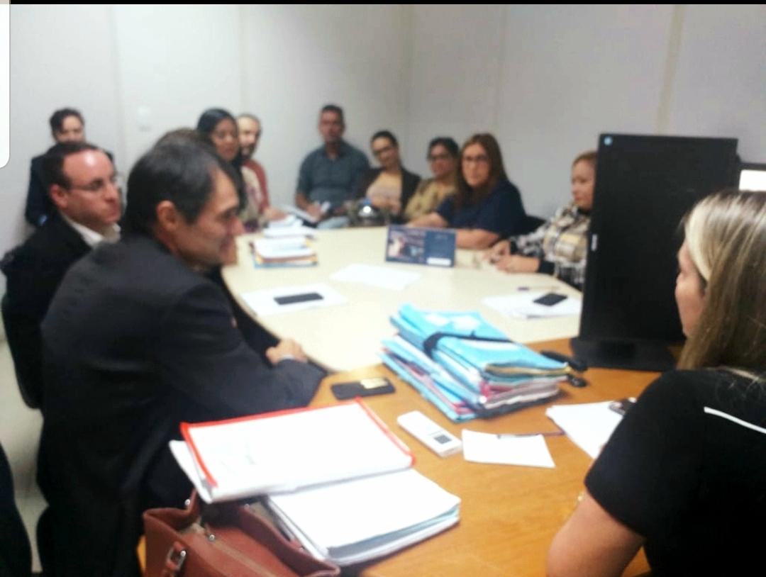 Em reunião no MP, Romero assegura apoio à eleição de conselheiros tutelares
