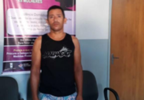 Suspeito de abusar da enteada dos 5 aos 15 anos é preso em Santa Rita