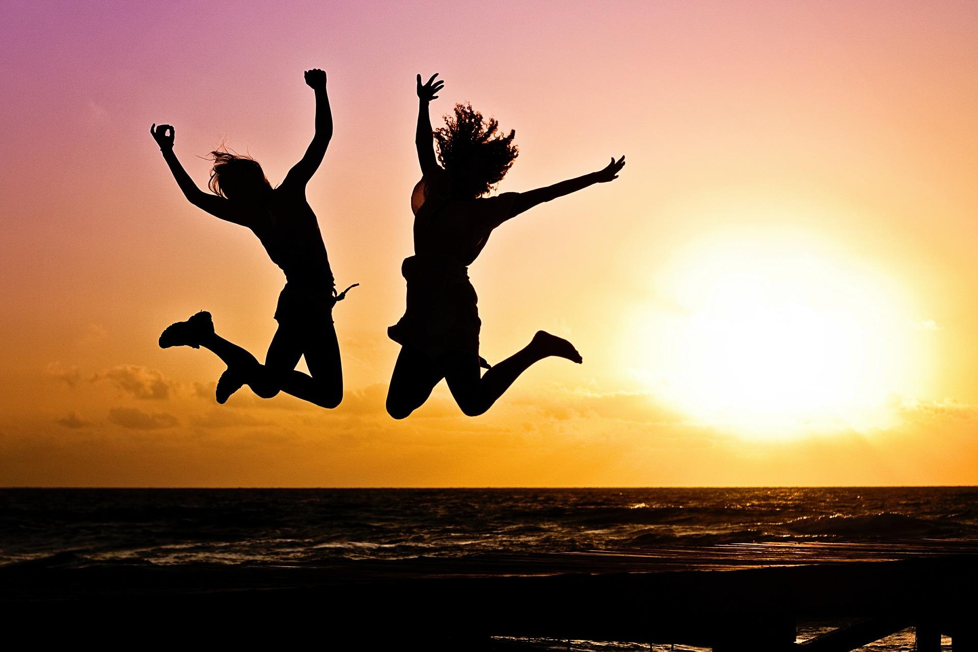 Alegria e Mudança