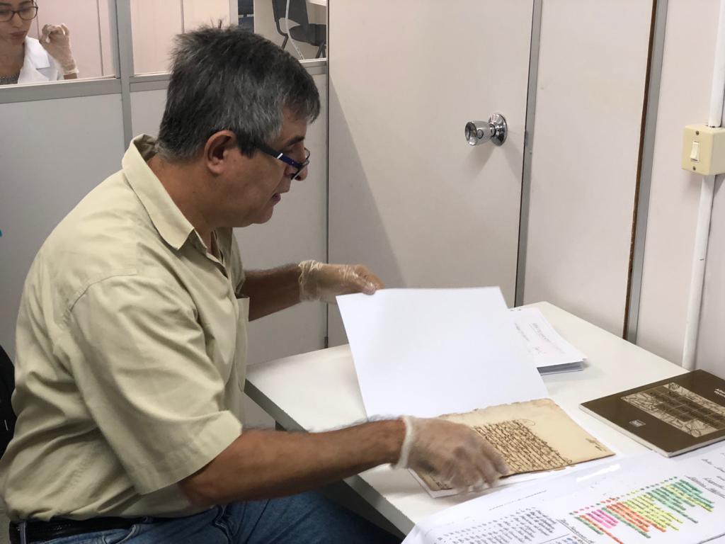 Documentos encontrados na Câmara de João Pessoa registram cotidiano de 1800