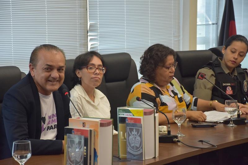 Câmara e Ministério Público lançam campanha 'Nenhuma a menos, Paraíba!'