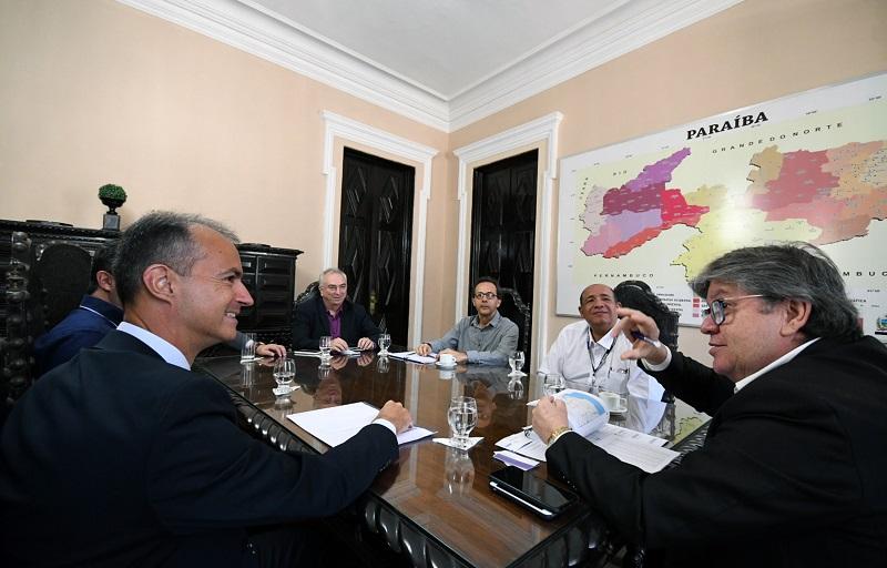 João Azevêdo define com IBGE lançamento oficial do Censo 2020 na Paraíba