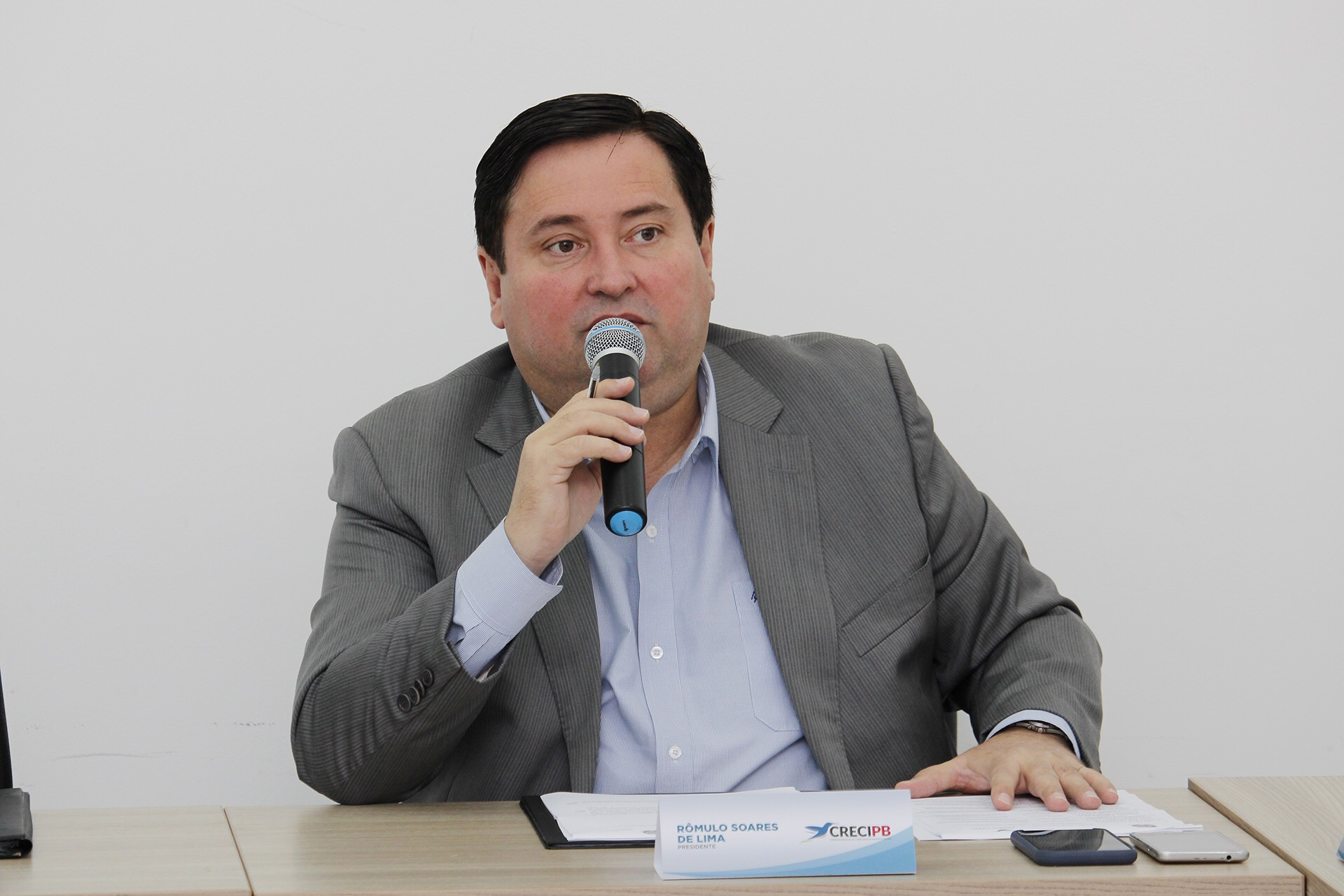 Presidente do CRECI-PB atribui fechamento de lojas à ausência de políticas municipais