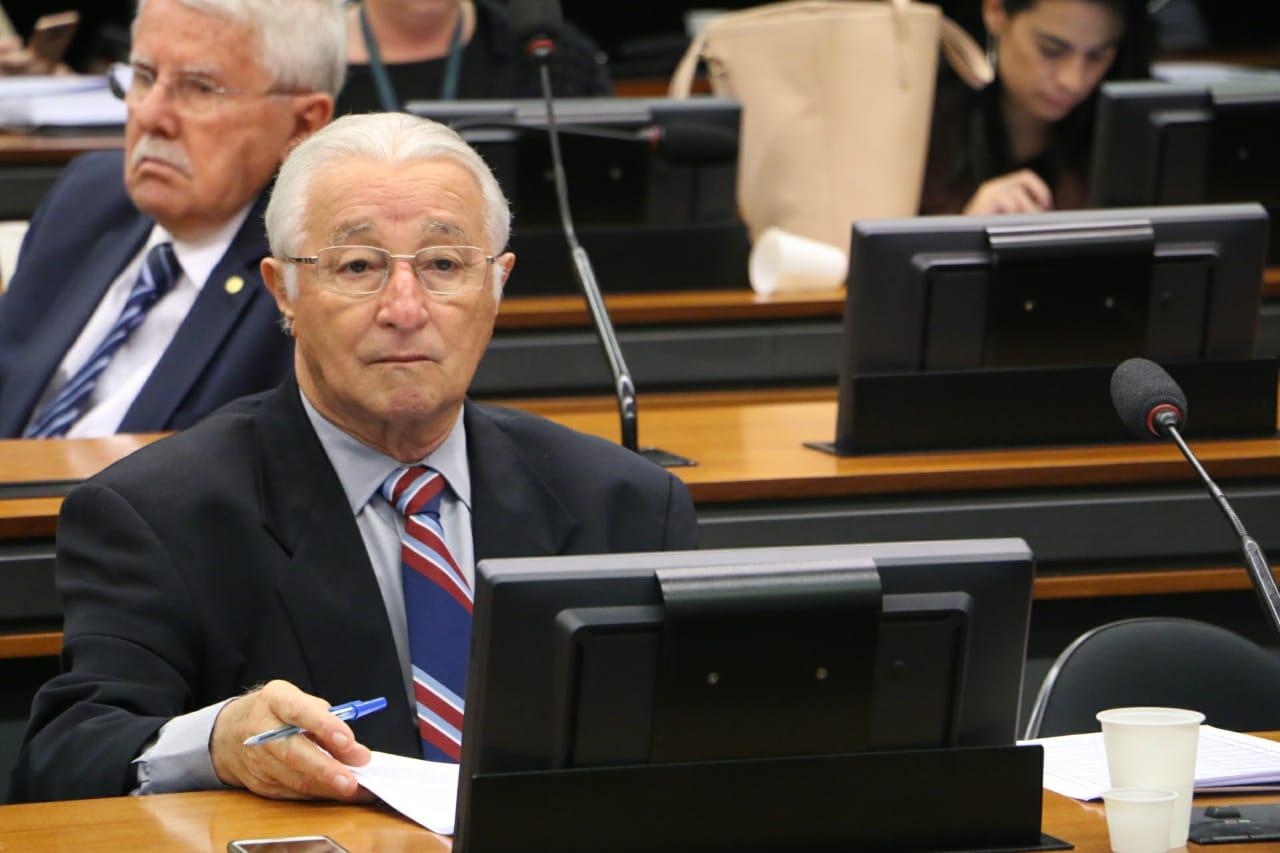 Frei Anastácio discute fechamento de 39 unidades da CONAB, em audiência na Câmara