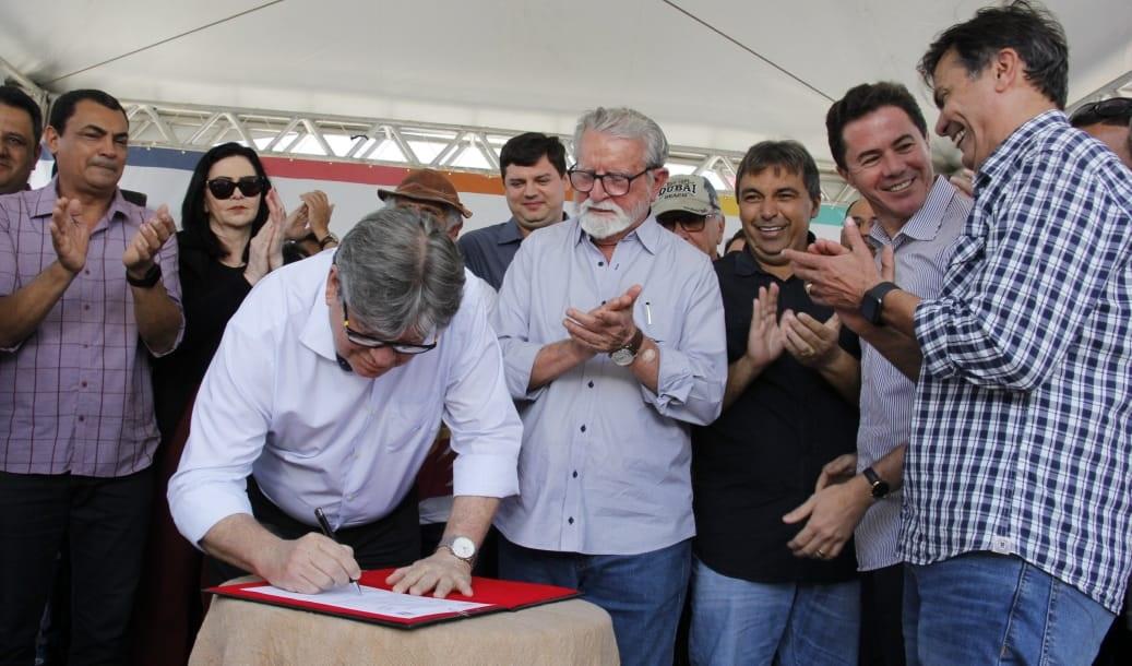 Governo autoriza investimento de R$ 13,5 milhões para rodovia Santo André-Juazeirinho