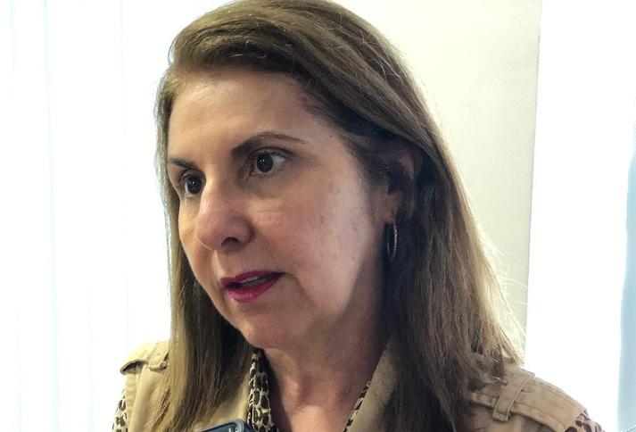 Ex-presidente estadual do PSB, Nadja Palitot lamenta crise e questiona conduta da direção nacional